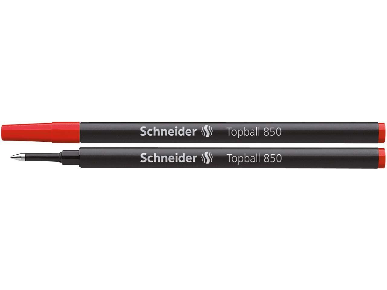 Schneider Mine für Topball 811 rot 50-8502