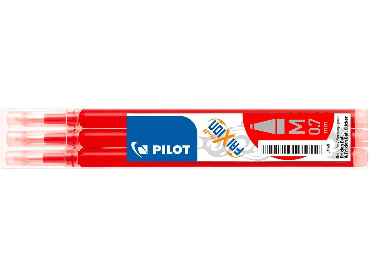 3 Pilot Ersatzminen für Tintenroller